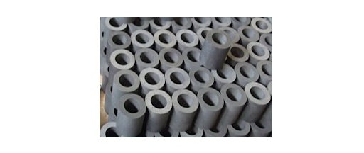 Hollow Graphite Cylinders
