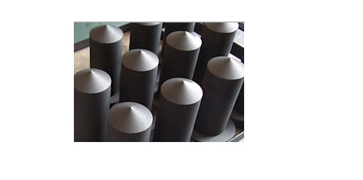 Machined Graphite Rods