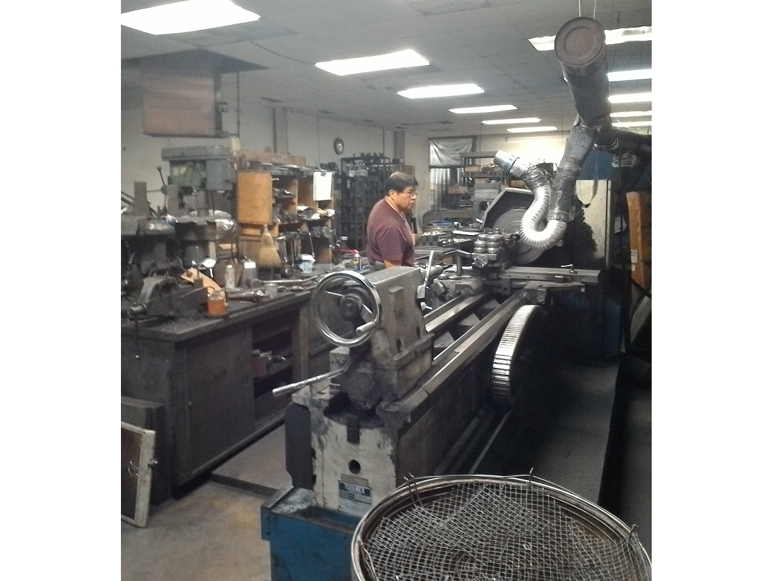 Graphite Machine Shop