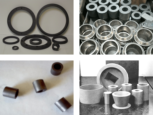 Machined Graphite Products