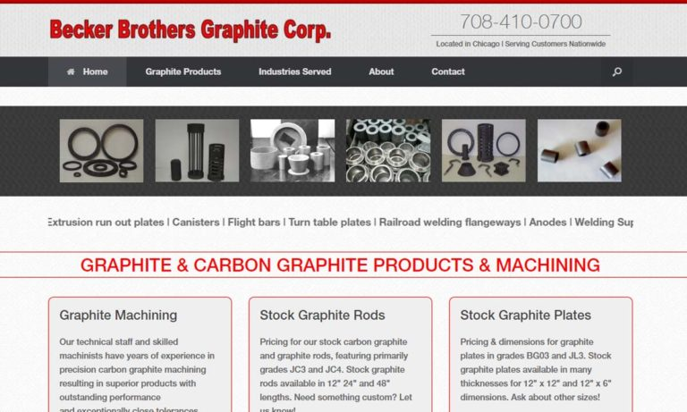 Becker Brothers Graphite Corporation