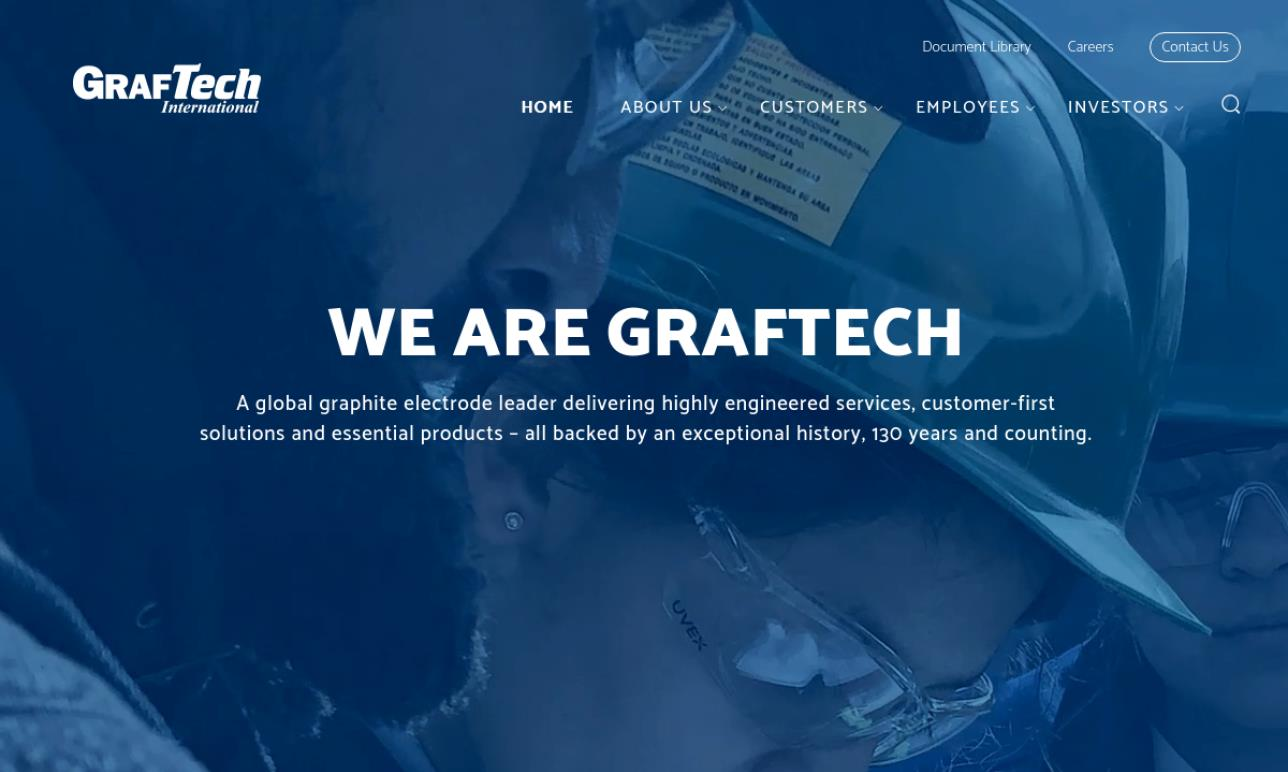 Advanced Graphite Materials, a division of GrafTech
