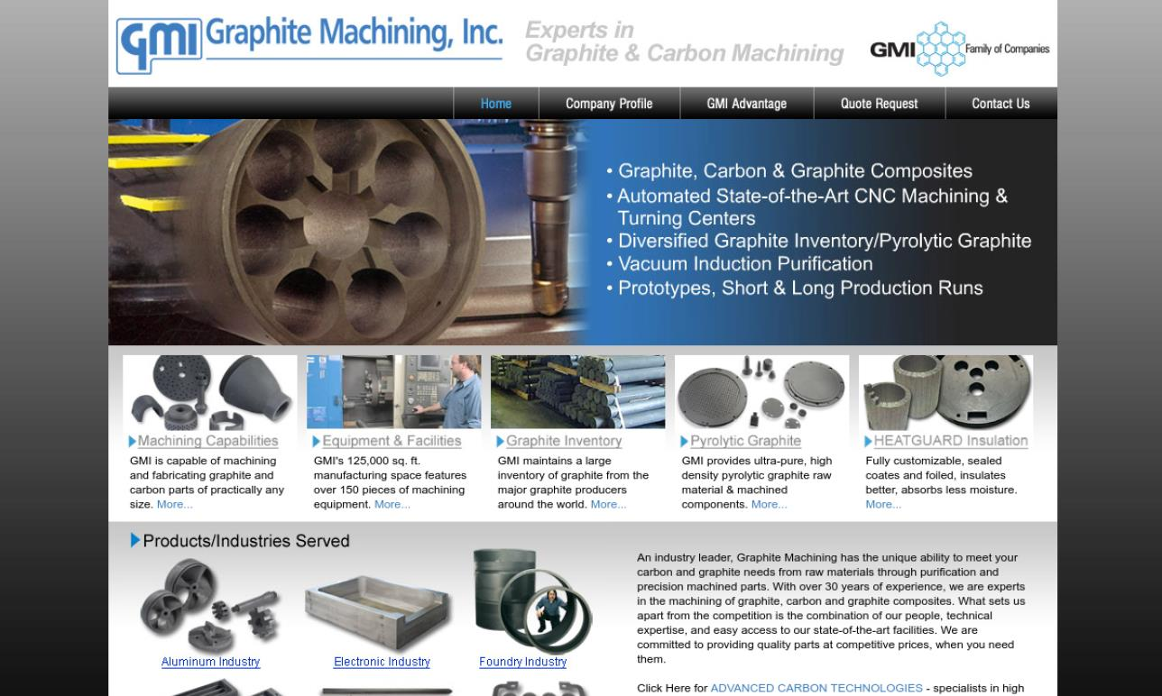 Graphite Machining, Inc.