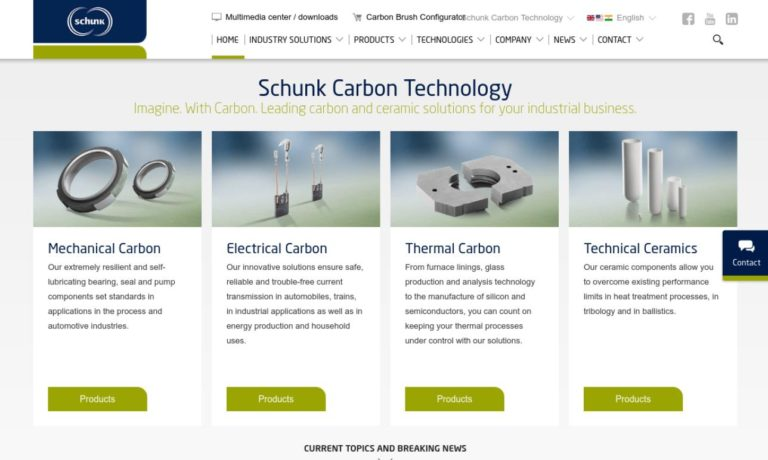 Schunk Carbon Technology, LLC