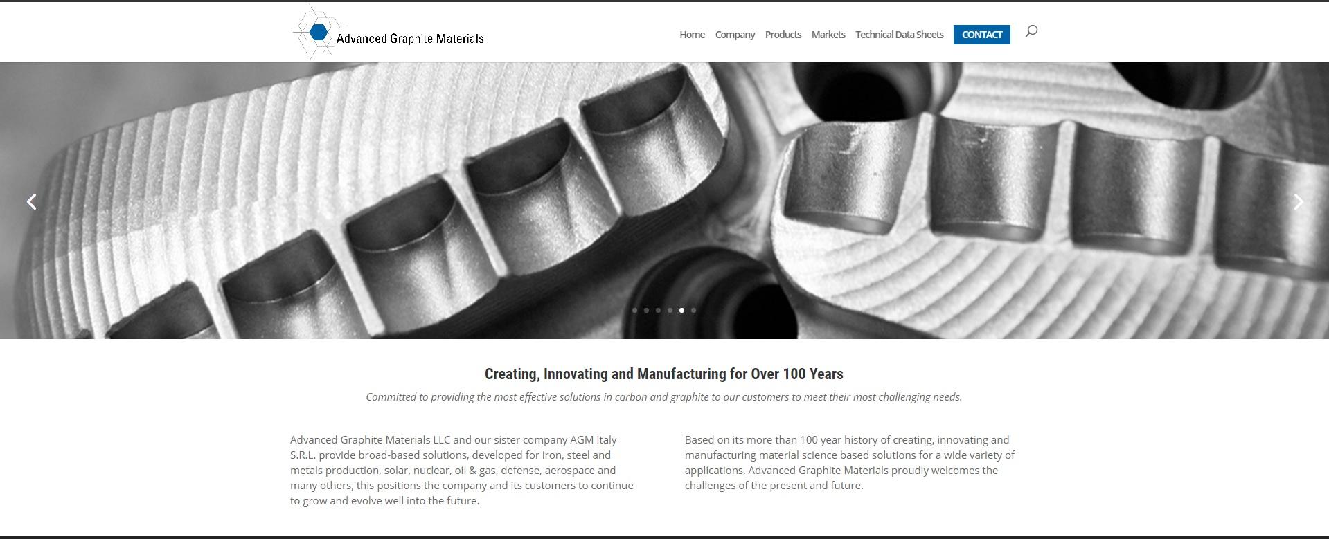 Advanced Graphite Materials