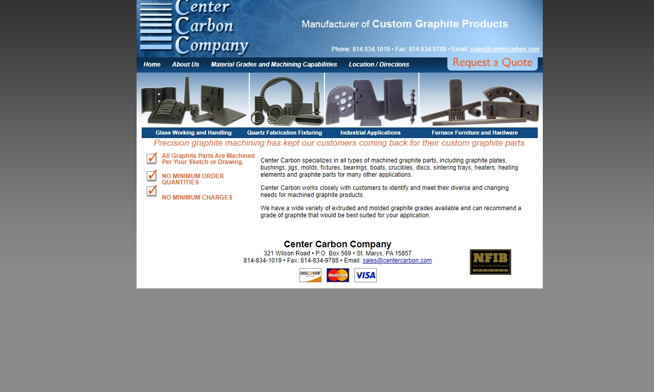 Center Carbon Company